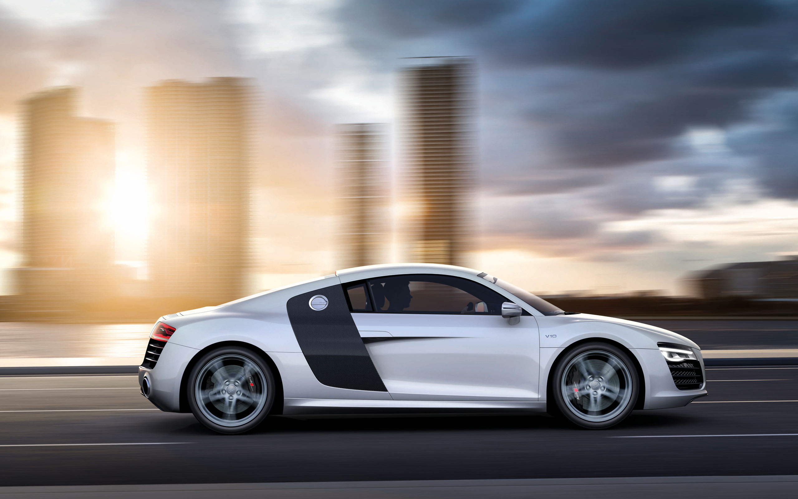 Cool Audi R8 Animated Wallpaper | Audi Automotive Design