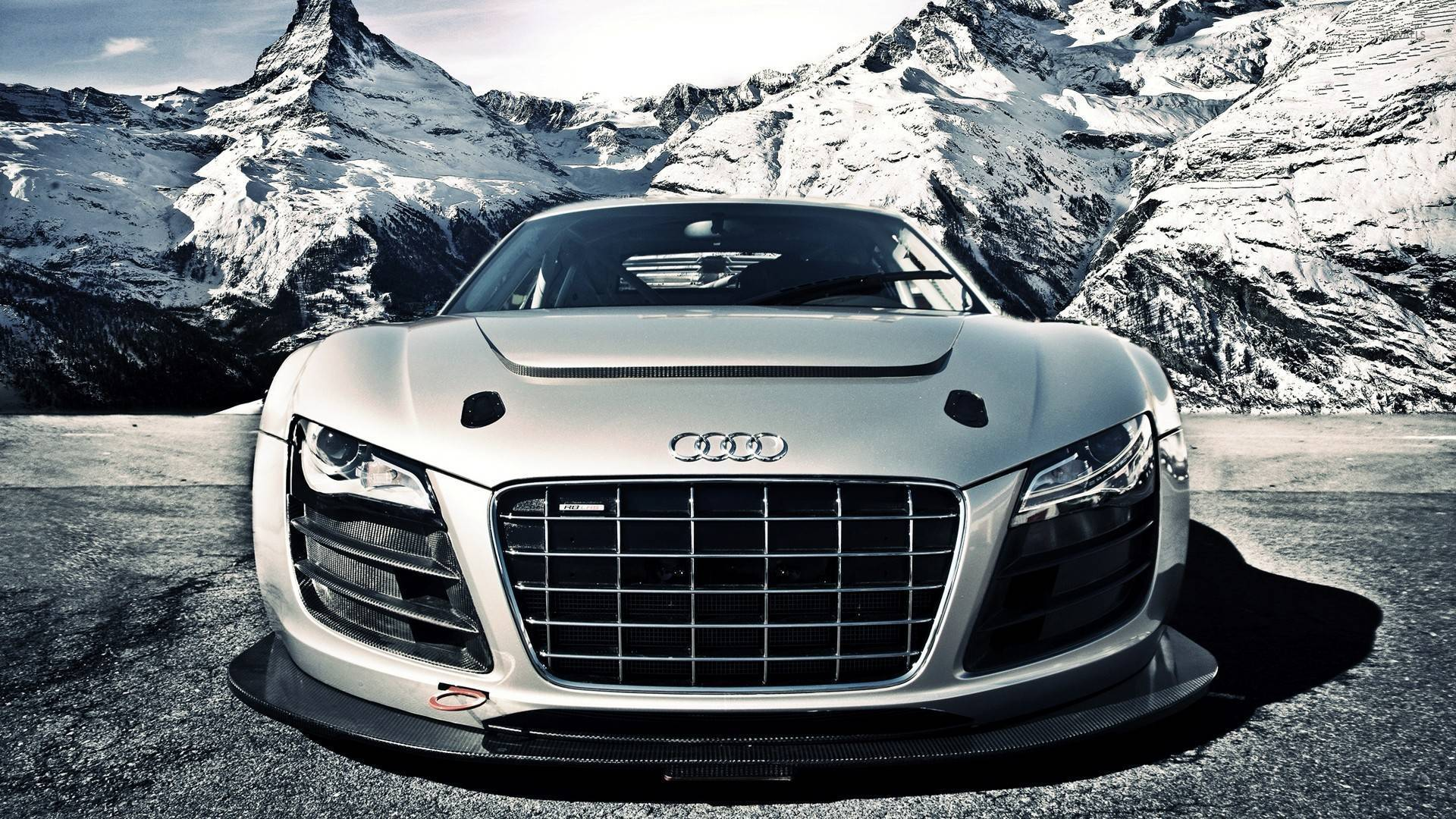 Audi R8 [2] wallpaper - Car wallpapers - #26356