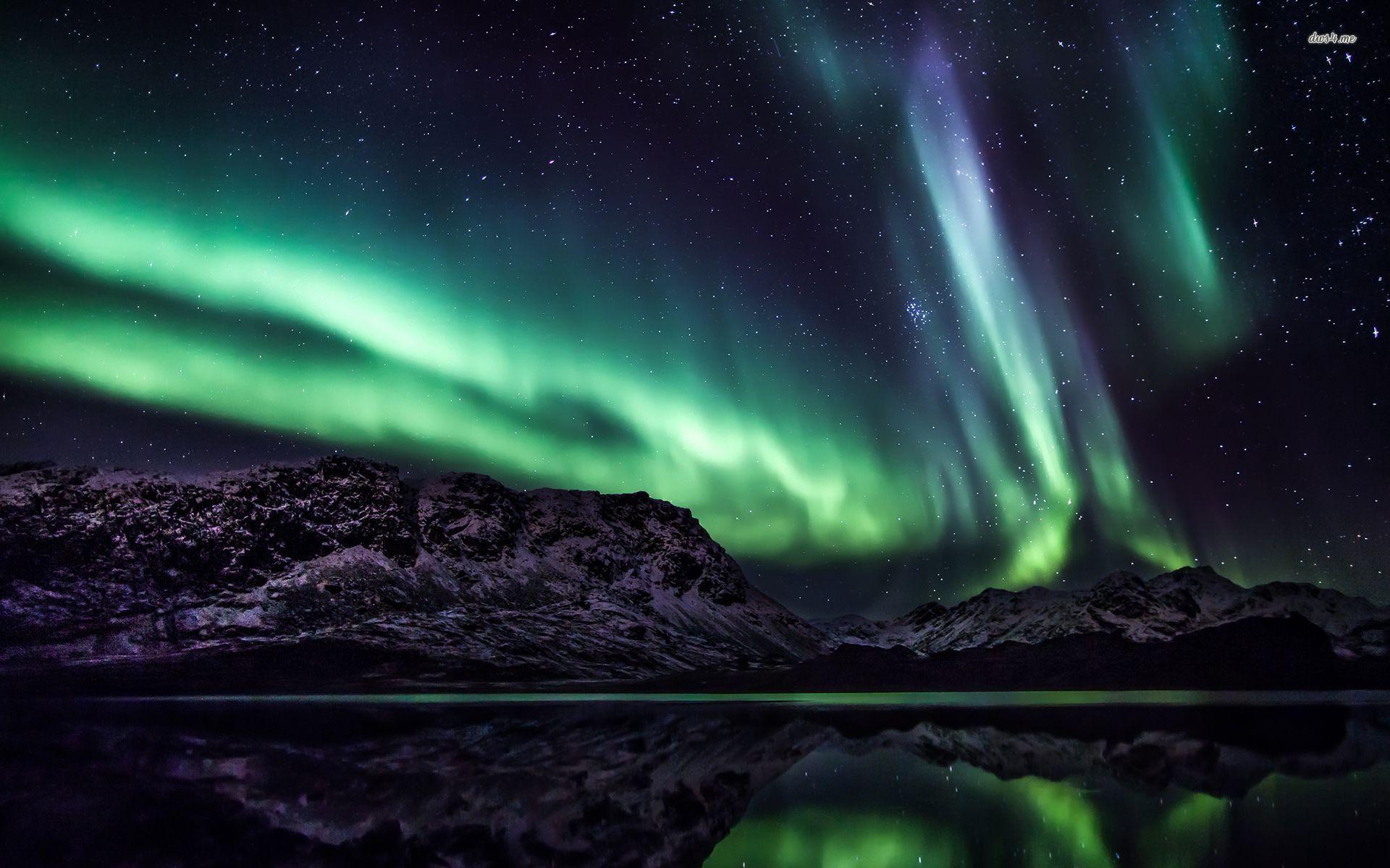 45 Free Modern Aurora Borealis Wallpapers ~ SHunVMall com