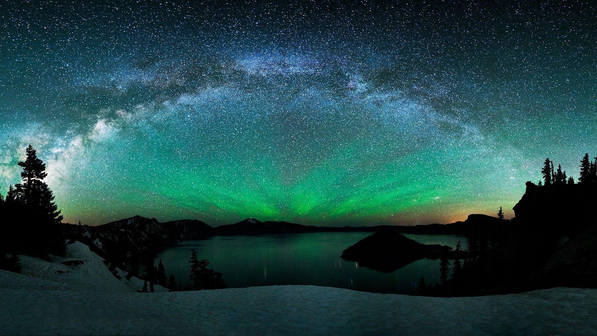 HD Aurora Borealis Wallpaper - WallpaperSafari