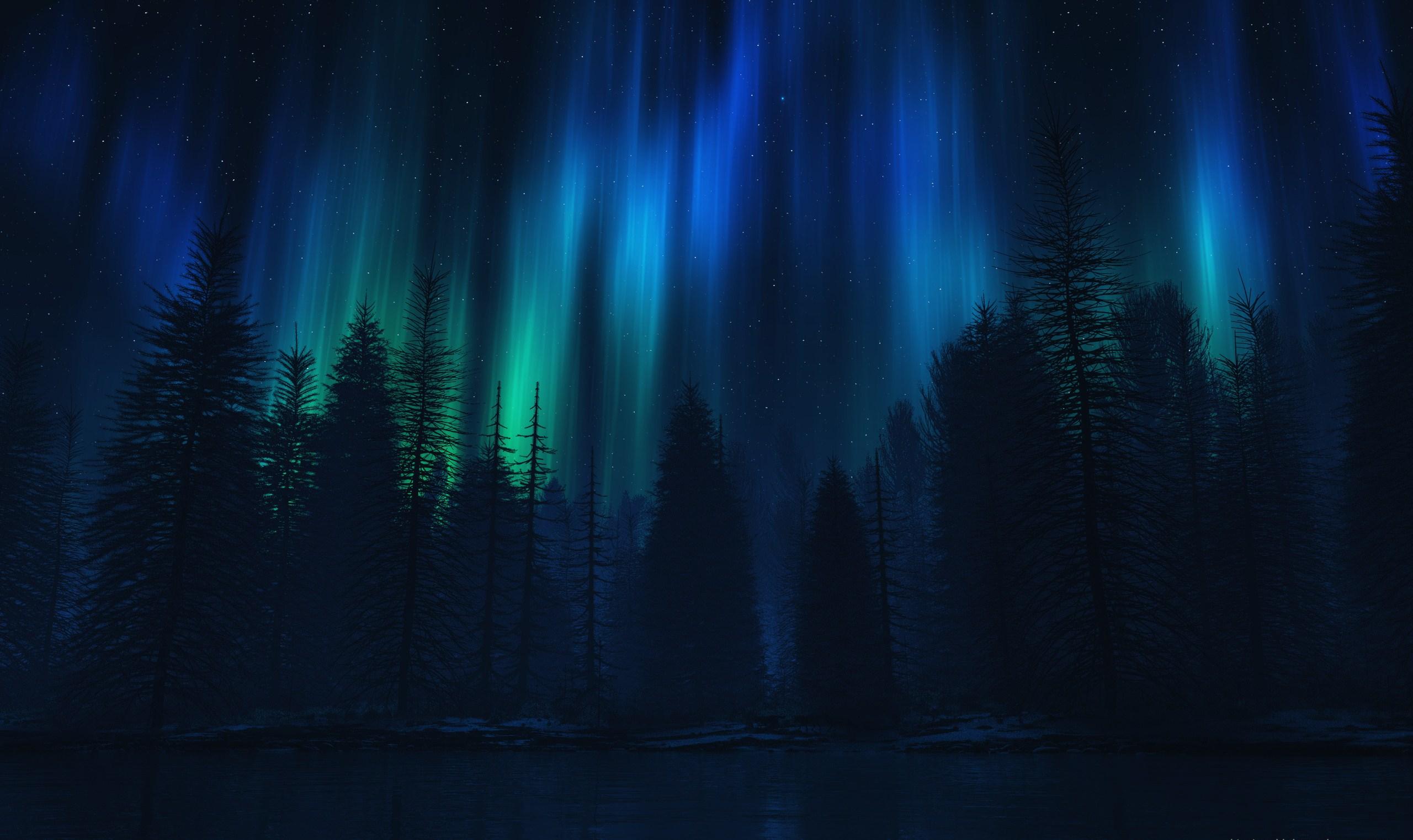 Aurora Borealis Wallpaper Hd - wallpaper
