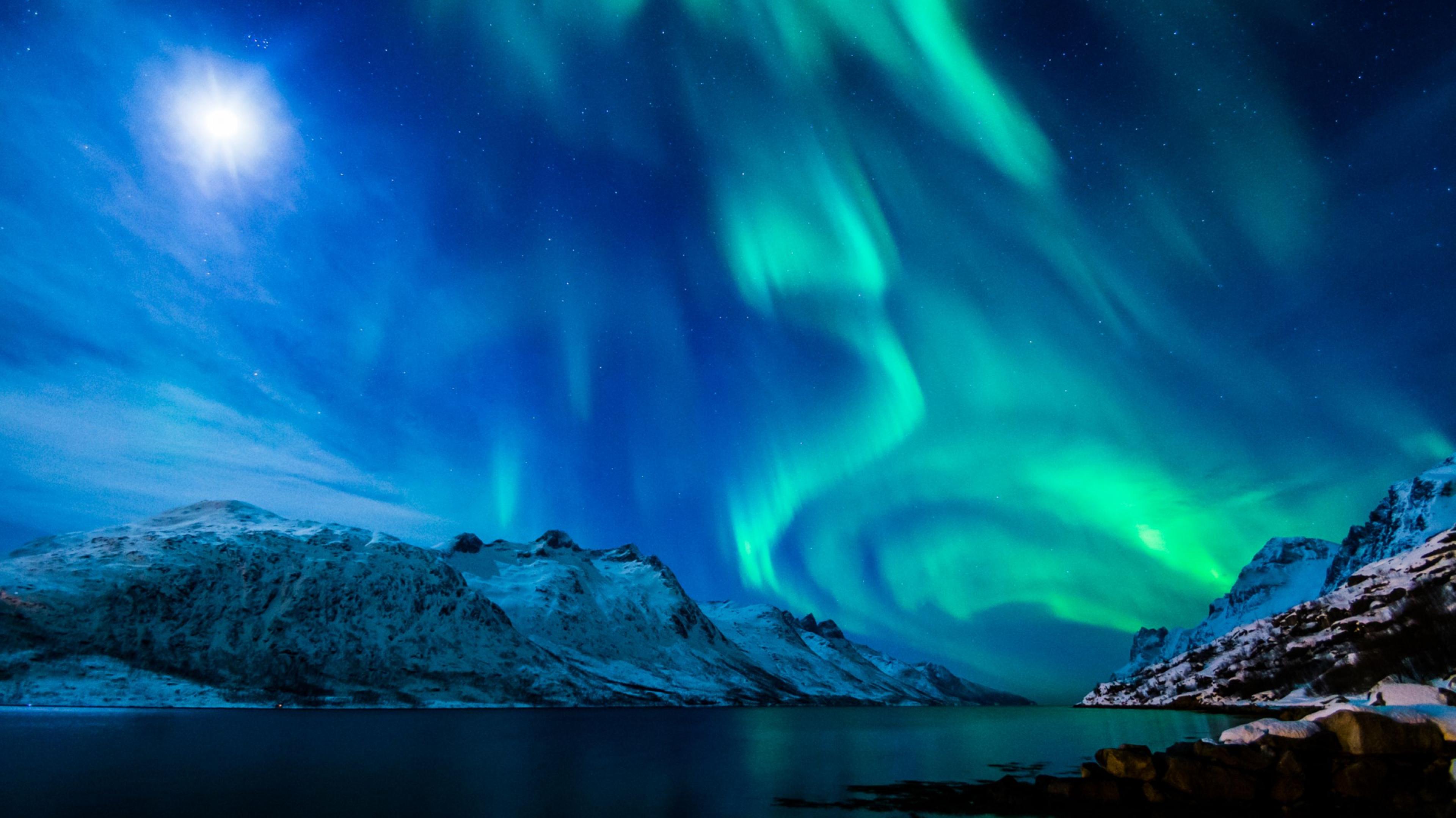 4K Aurora Wallpaper - WallpaperSafari