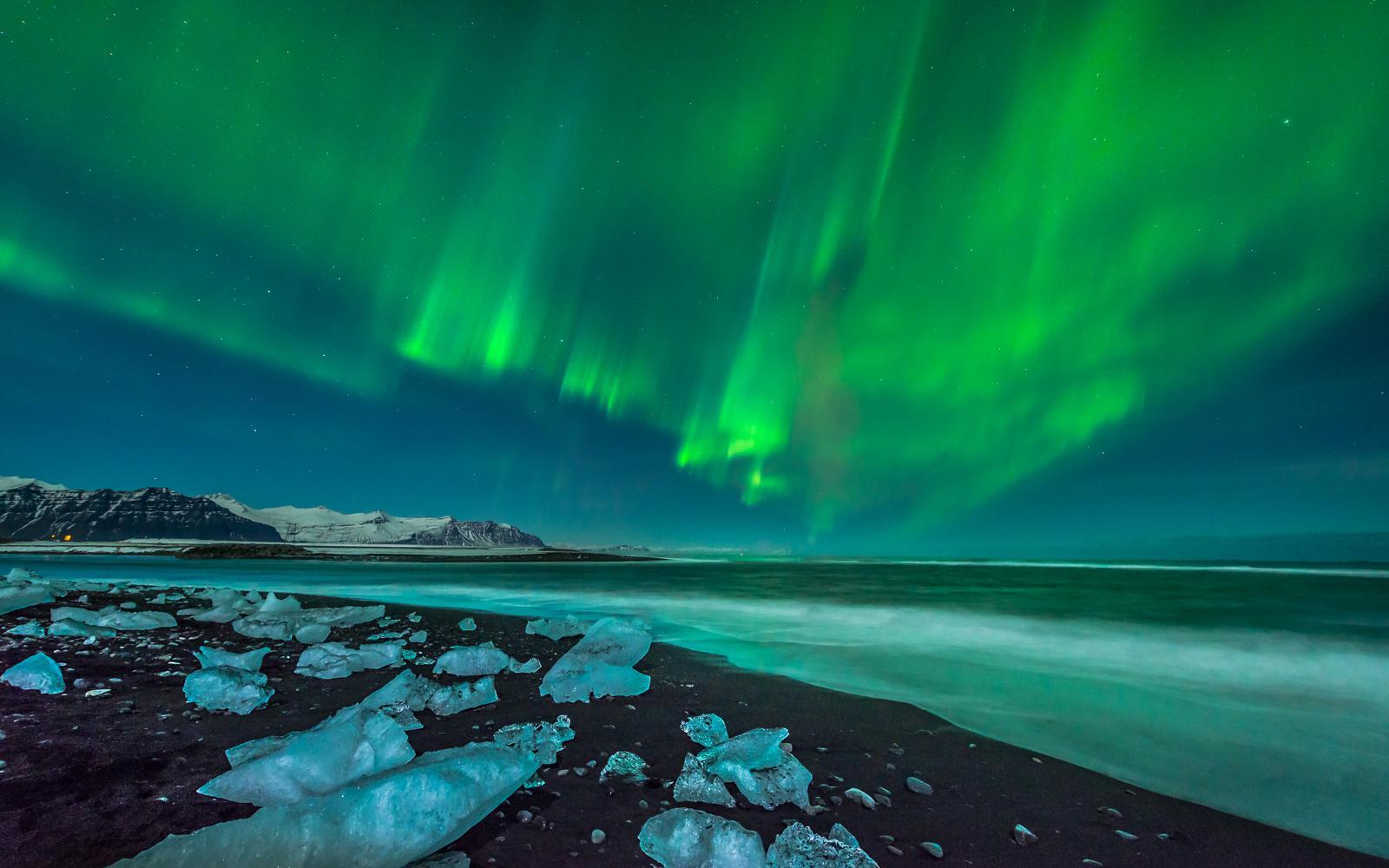 aurora borealis wallpaper hd sf wallpaper