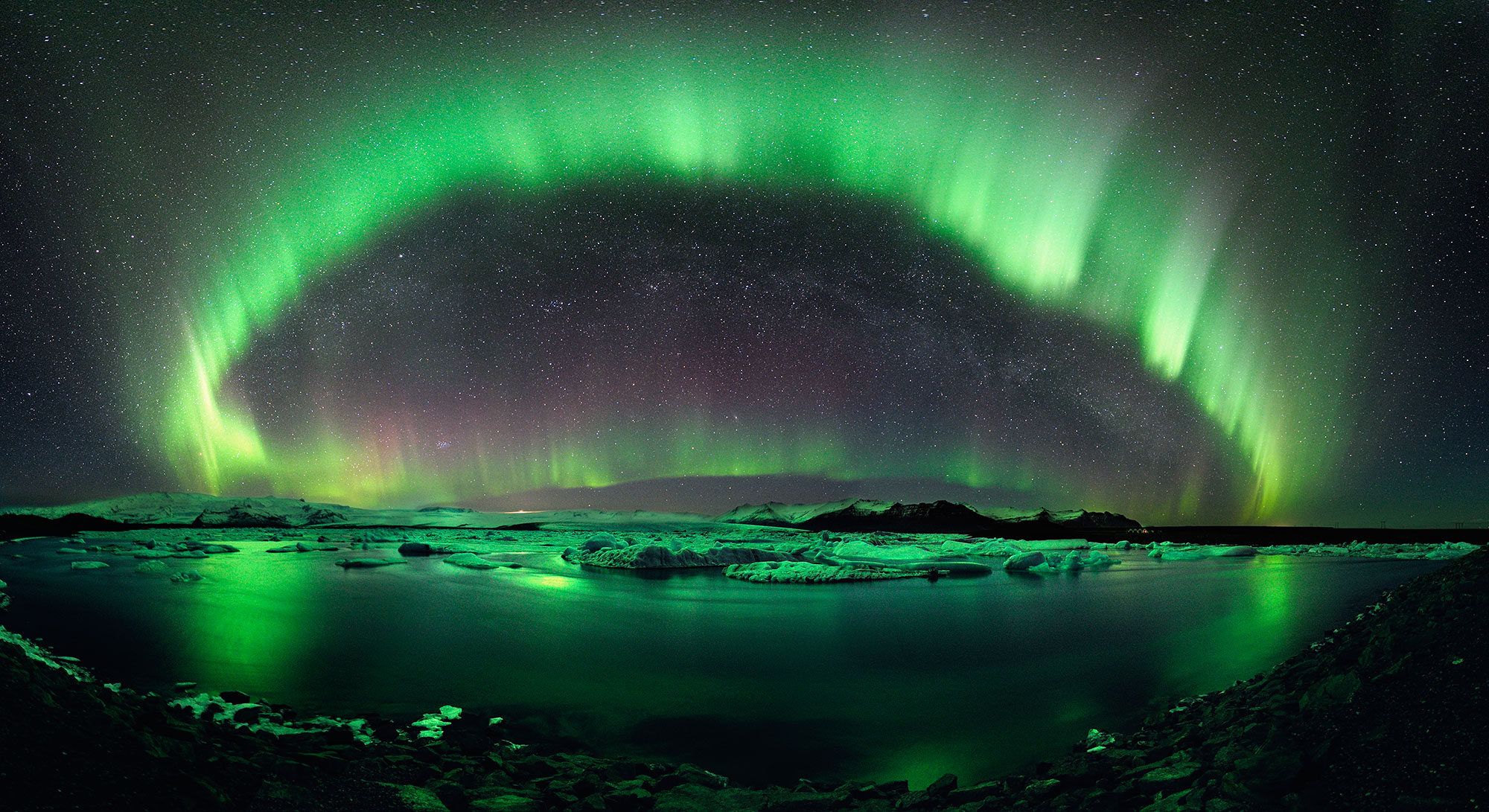 253 Aurora Borealis HD Wallpapers | Backgrounds - Wallpaper Abyss
