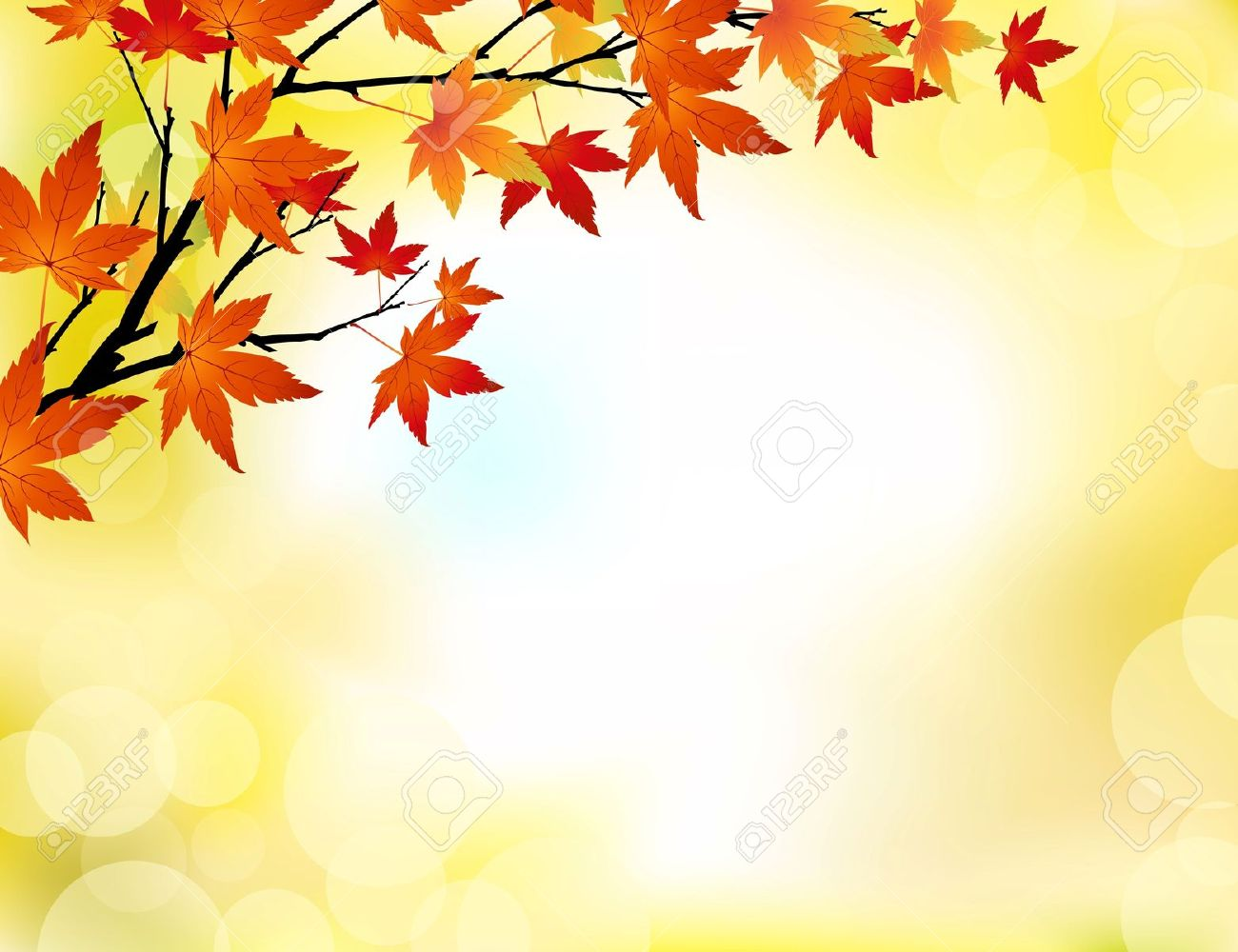 Autumn Background Royalty Free Cliparts, Vectors, And Stock