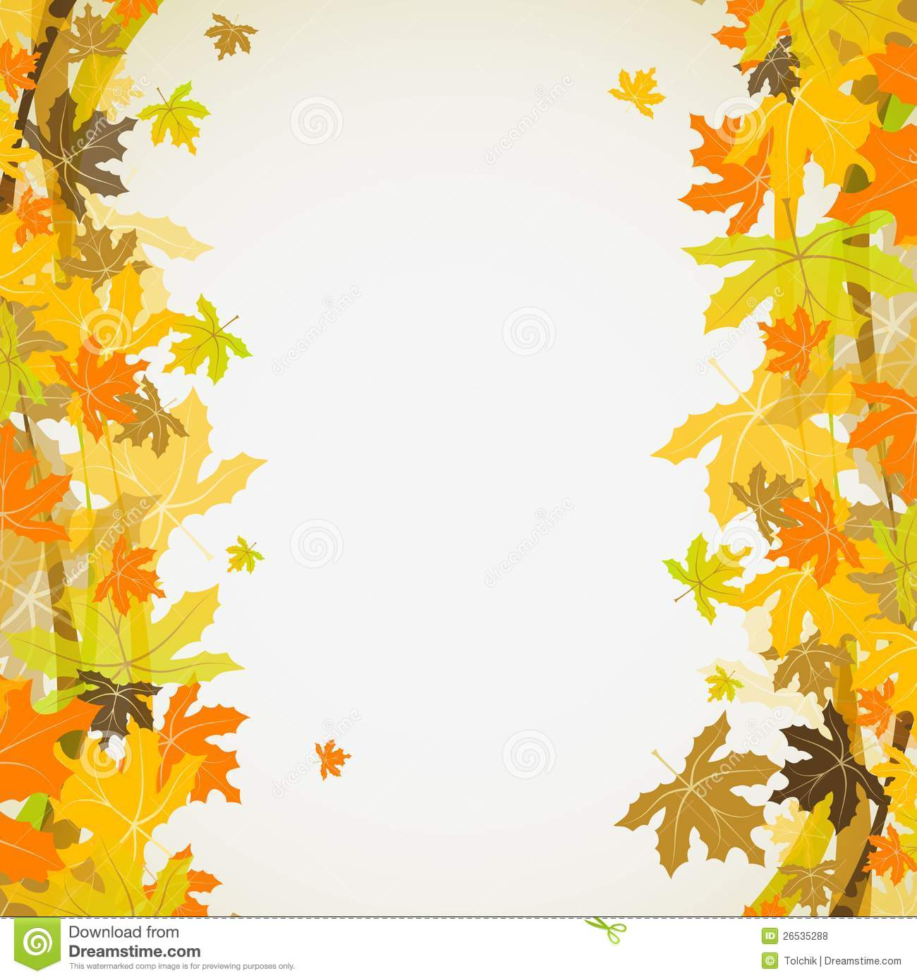 Fall background free clipart - ClipartFest