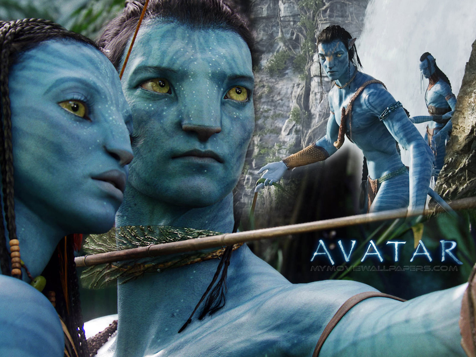 PC Avatar Movie Wallpapers, Asta Camm