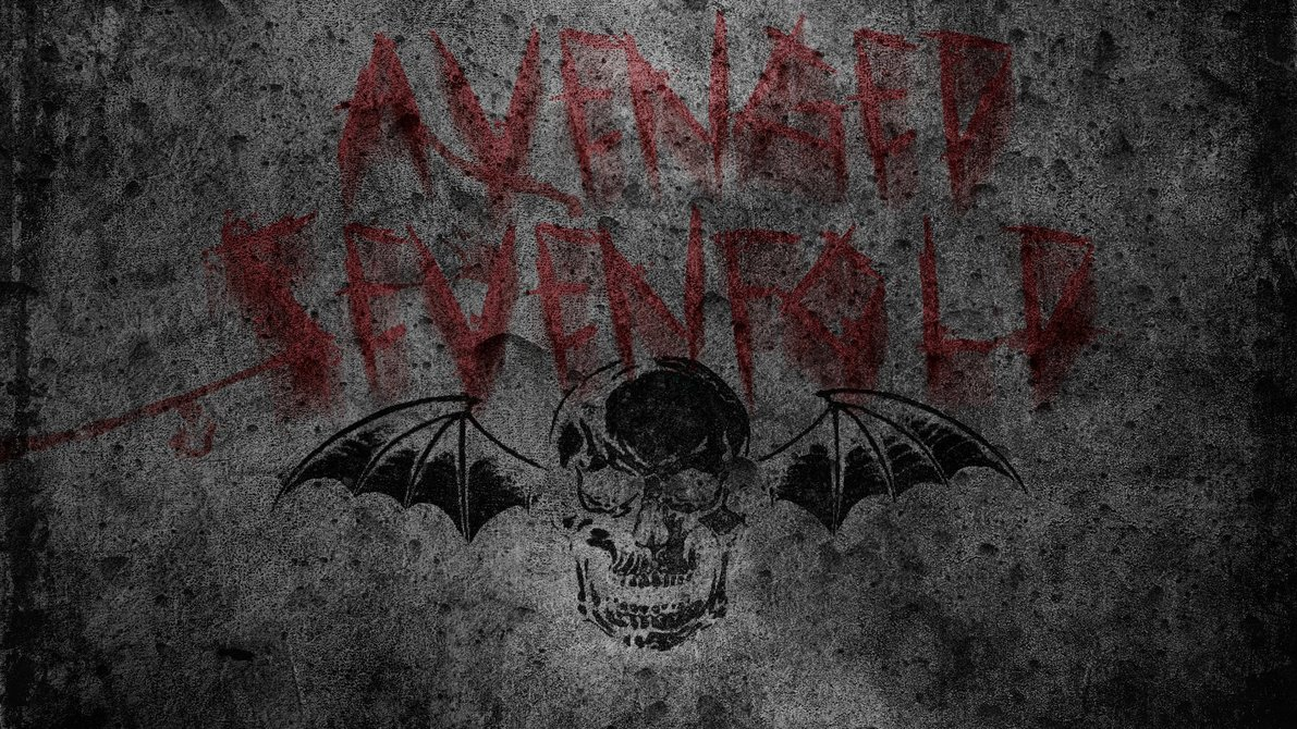 Avenged sevenfold wallpaper sf wallpaper a7x logo wallpapers group 66 voltagebd Images