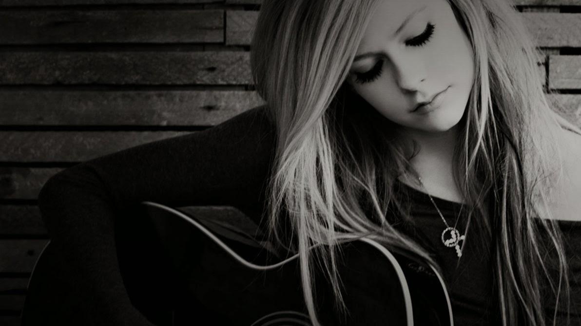 Avril Lavigne Hd Desktop Wallpapers Sinaga