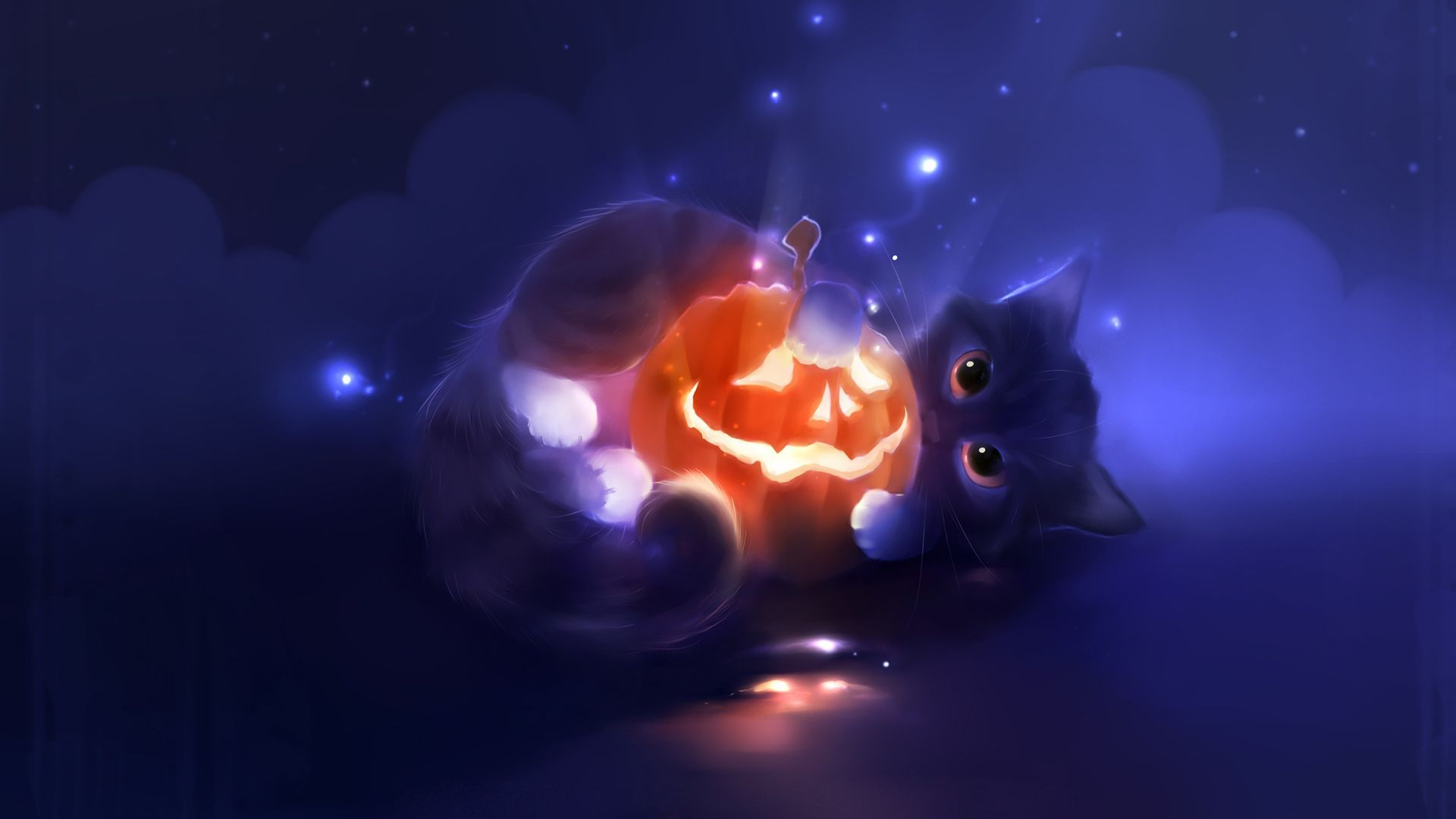 Free Cute Halloween Wallpapers - Wallpaper Cave