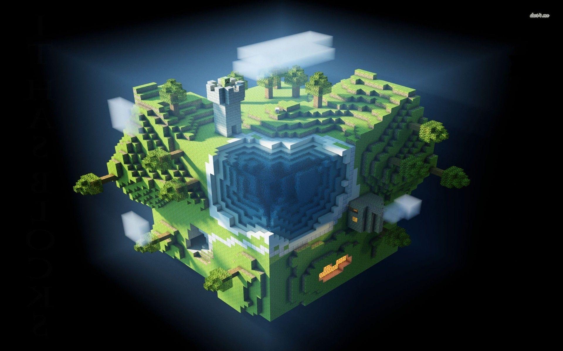 Minecraft Computer Backgrounds - Wallpaper Cave