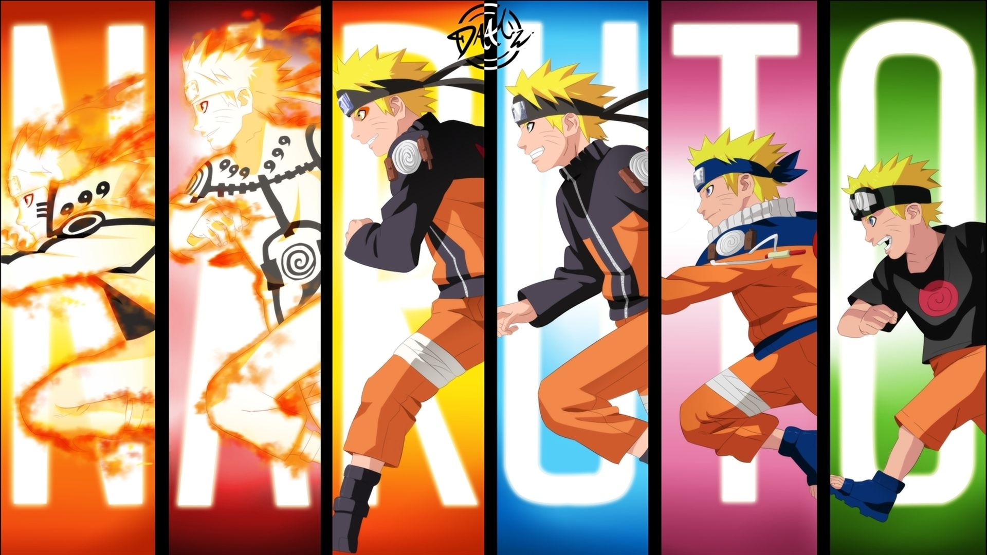 Best Naruto Wallpapers Group (80+)