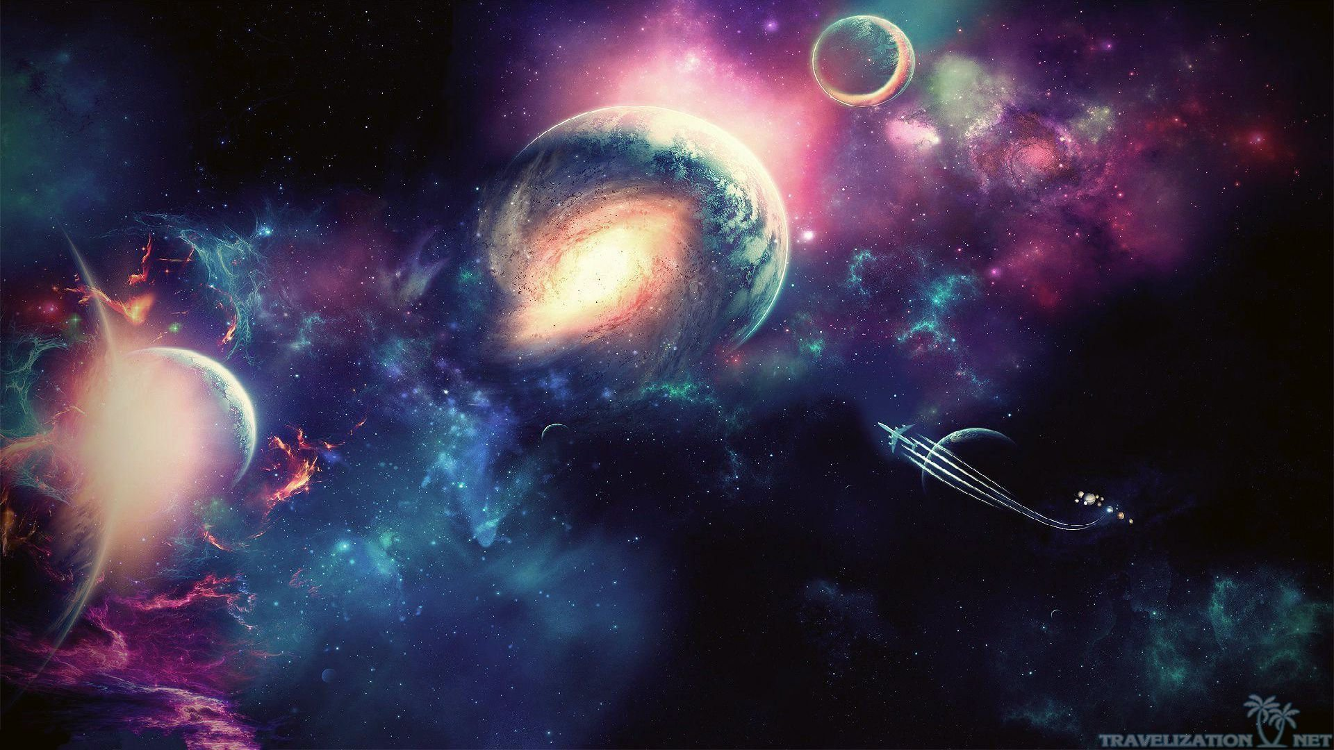 Awesome Space Wallpapers Sf Wallpaper