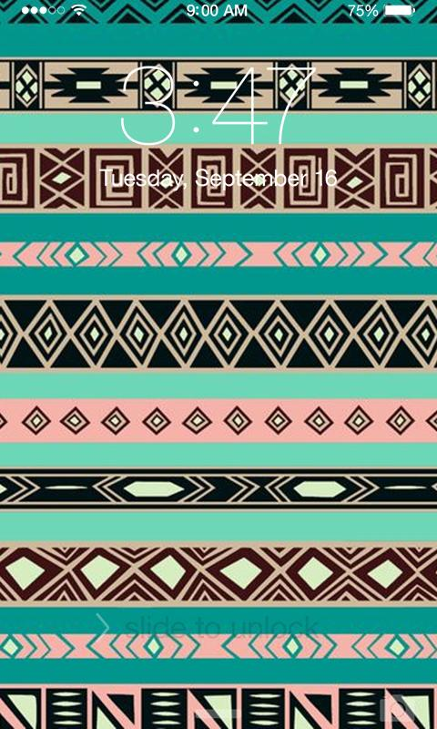 Aztec wallpaper - SF Wallpaper