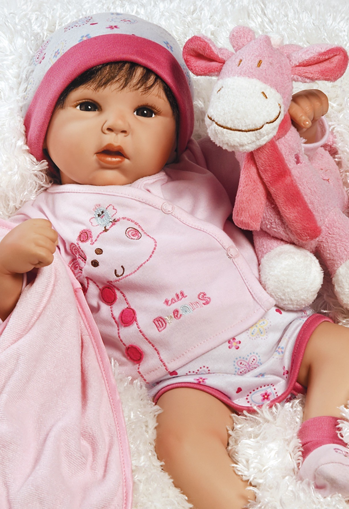 Realistic & Lifelike Baby Dolls For Sale - Paradise Galleries
