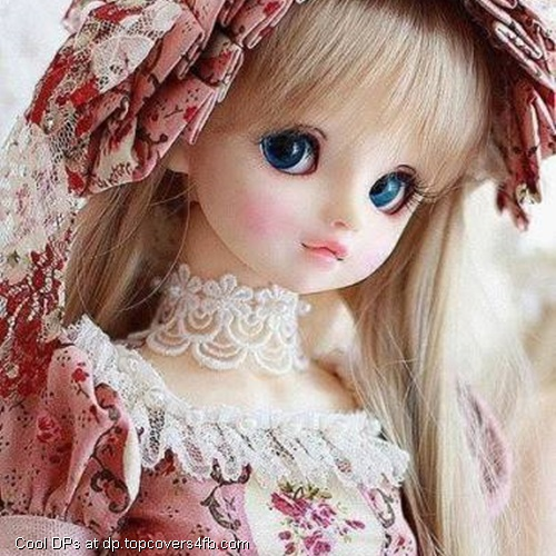 Cute Baby Doll - Cool Display Pictures