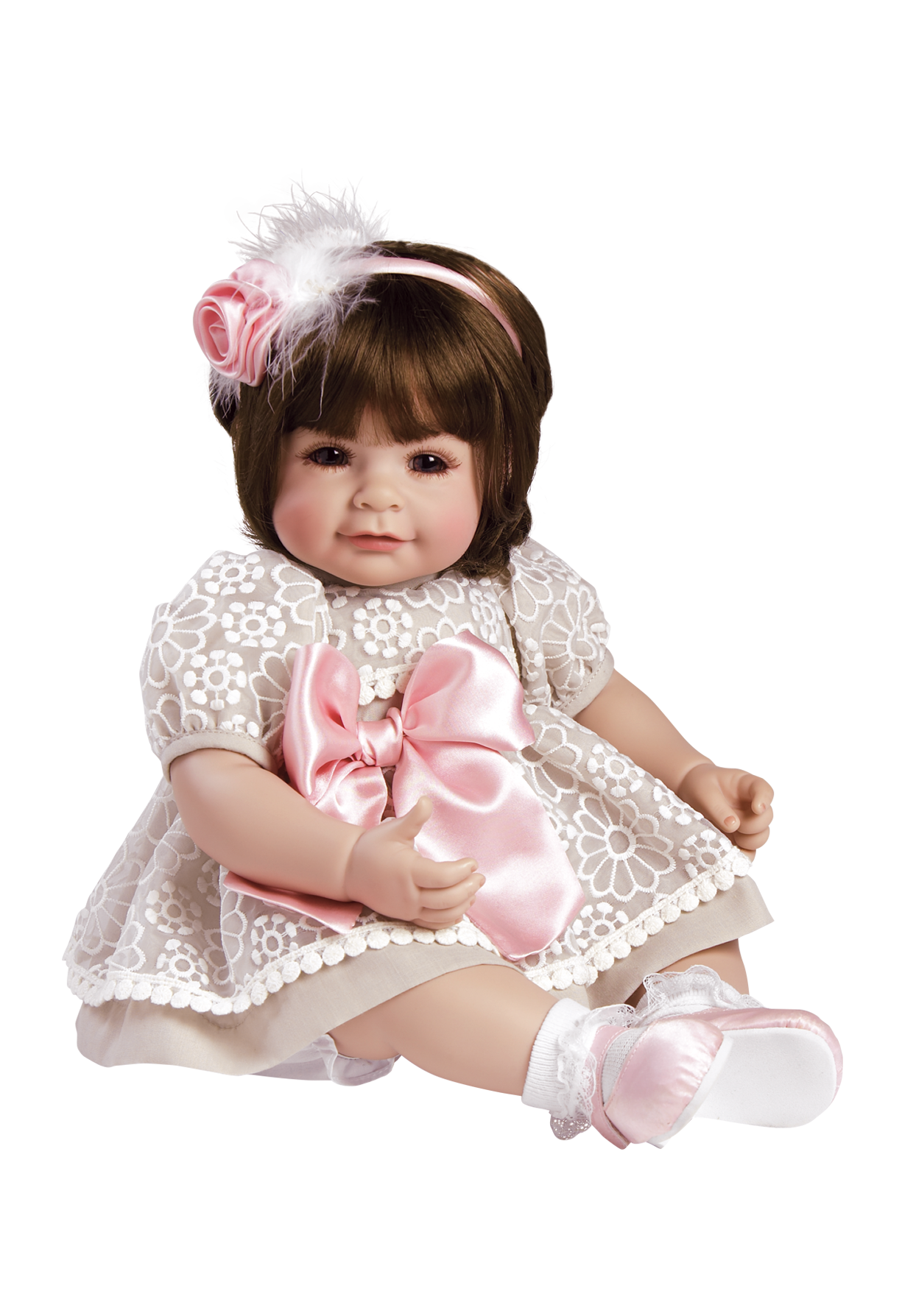 "Adora 20"" Lifelike ToddlerTime Baby Dolls for Kids Enchanted"