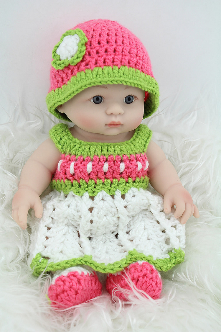Aliexpress com : Buy NPKDOLL Mini Baby Doll Cute Handmade 8 inch