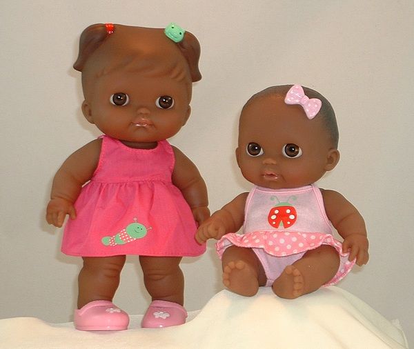 Baby Dolls for African American, and other Black children