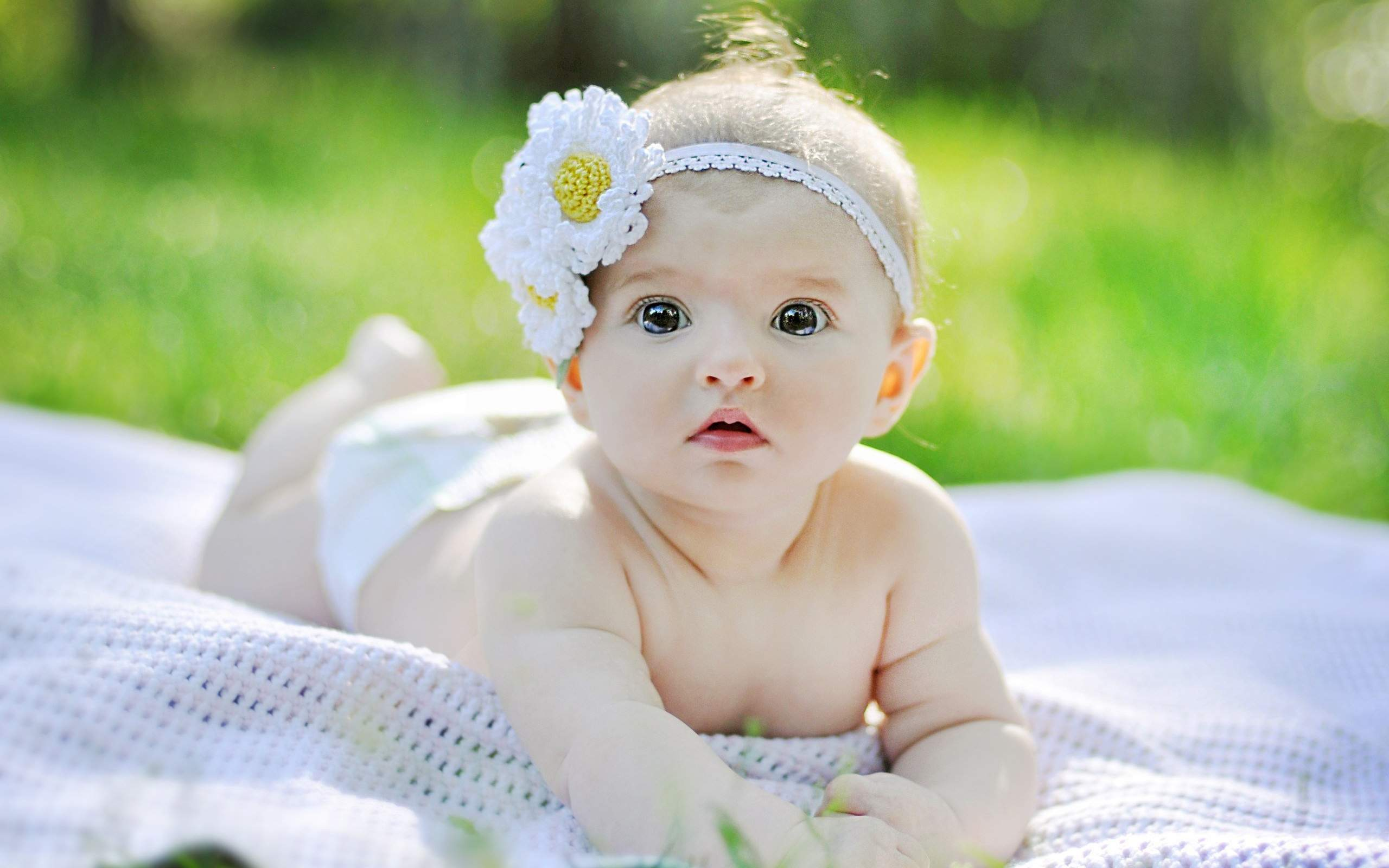 Cute Baby Girl Wallpaper HD Download For Desktop & Mobile