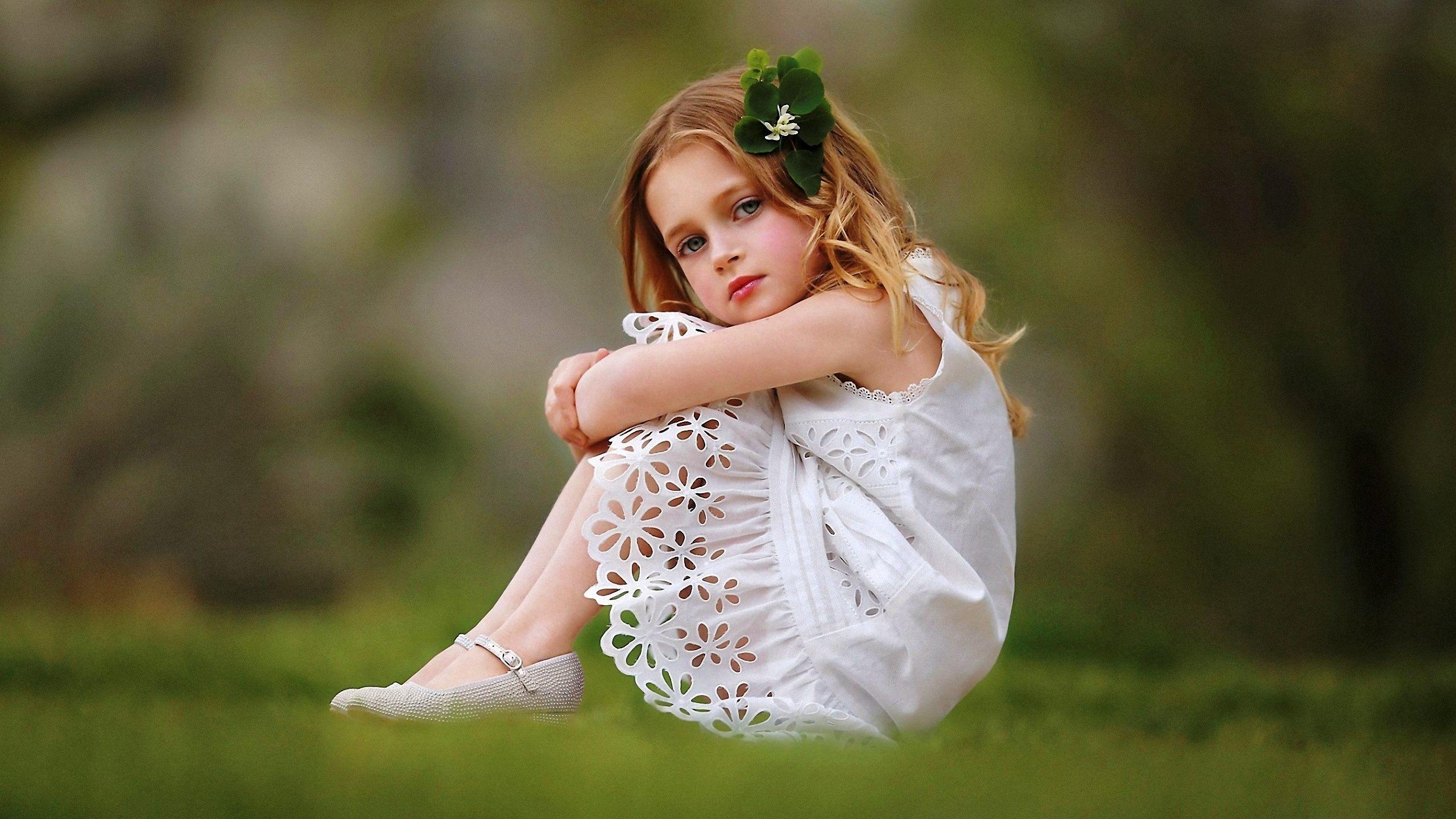 Cute Baby Girl Wallpaper HD Download For Desktop & Mobile