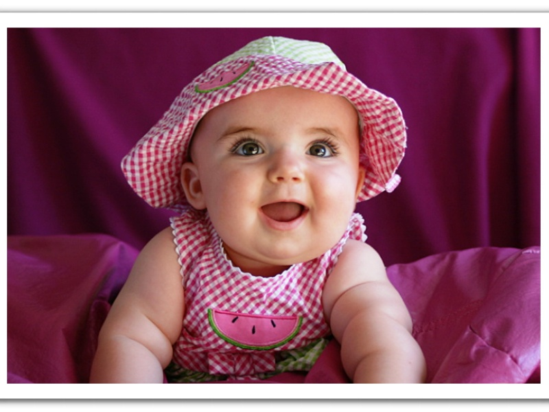 Girl Baby Pictures For Wallpapers Group (61+)