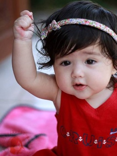 baby girl wallpaper