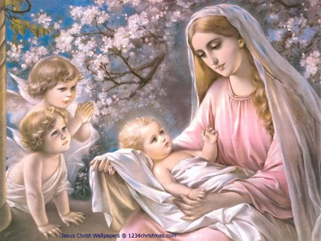 Baby Jesus Christmas Wallpapers FREE Download
