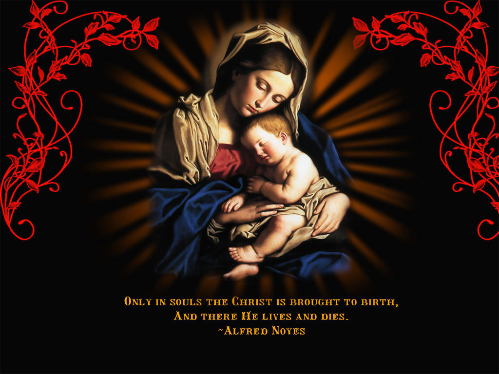 Baby Jesus Wallpaper - WallpaperSafari