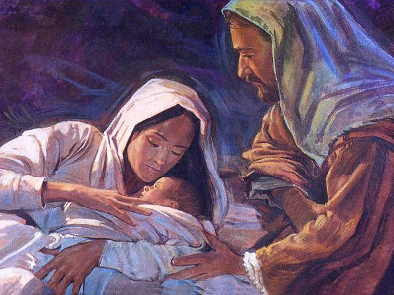 Jesus Christ Wallpaper set 07 – Baby Jesus Pics
