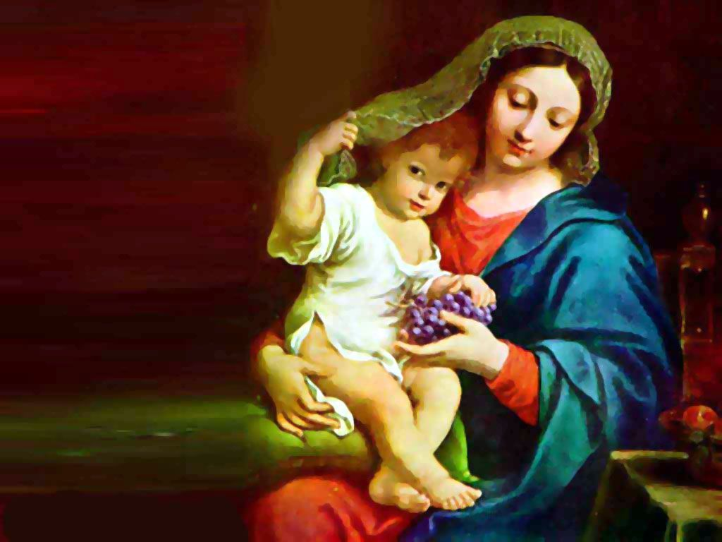 Baby Jesus Wallpapers - Wallpaper Cave