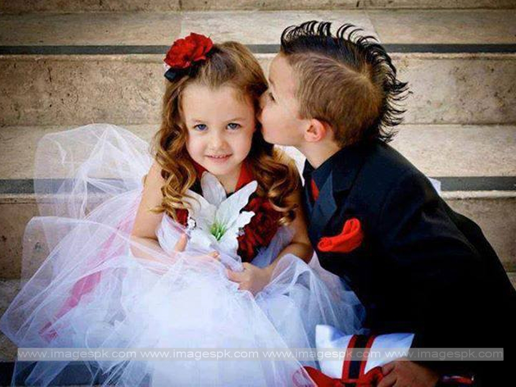 baby kiss images