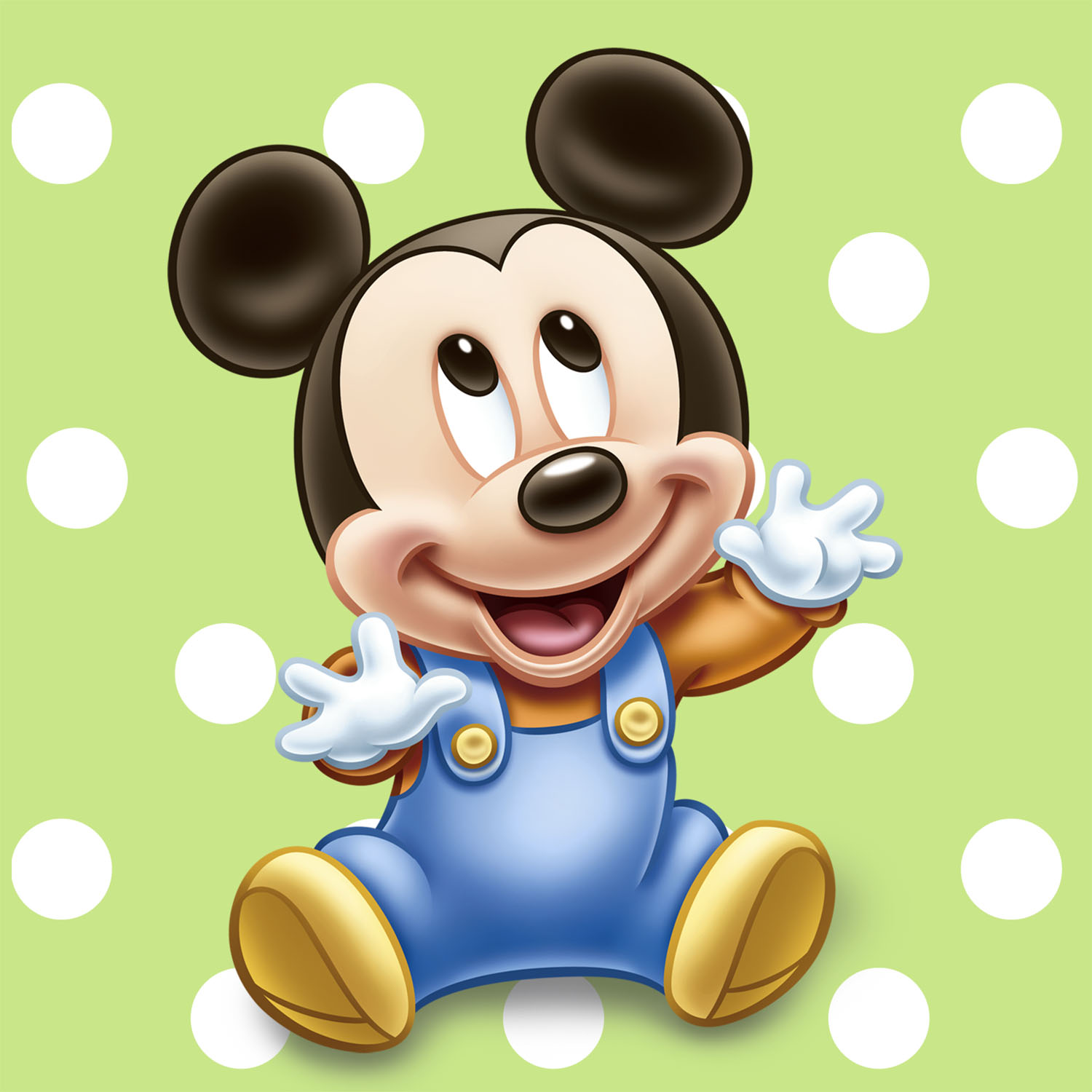 Collection of Baby Mickey Mouse Backgrounds on HDWallpapers