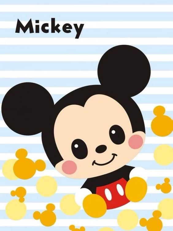 Wallpaper | Mickey minnie | Pinterest | Mice, Mickey mouse and Babies