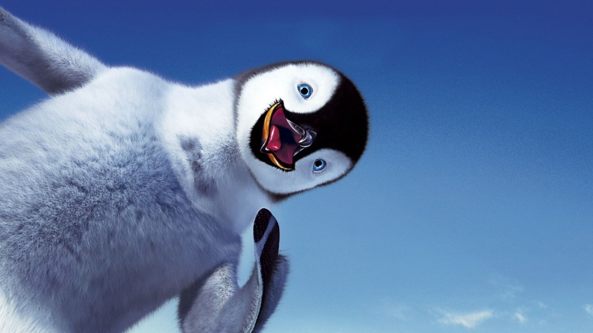 Baby Penguin Desktop Wallpaper - WallpaperSafari