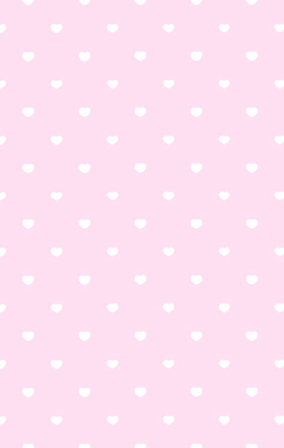 Baby pink hearts iphone wallpaper | Iphone wallpapers | Pinterest