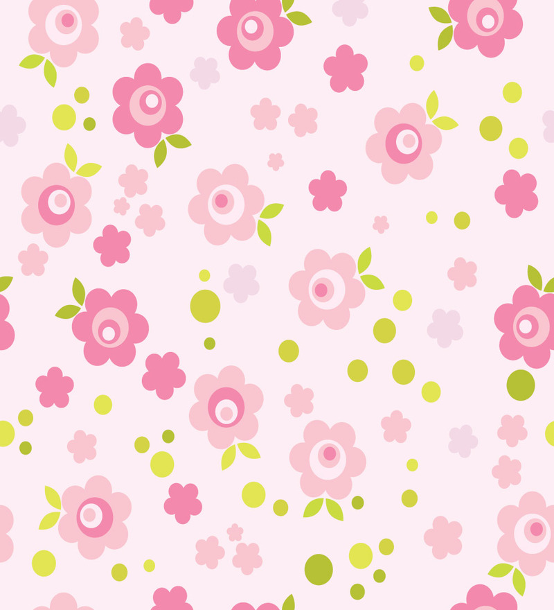 43 units of Baby Pink Wallpaper