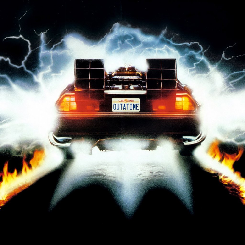 10+ images about Back to the future wallpaper? on Pinterest