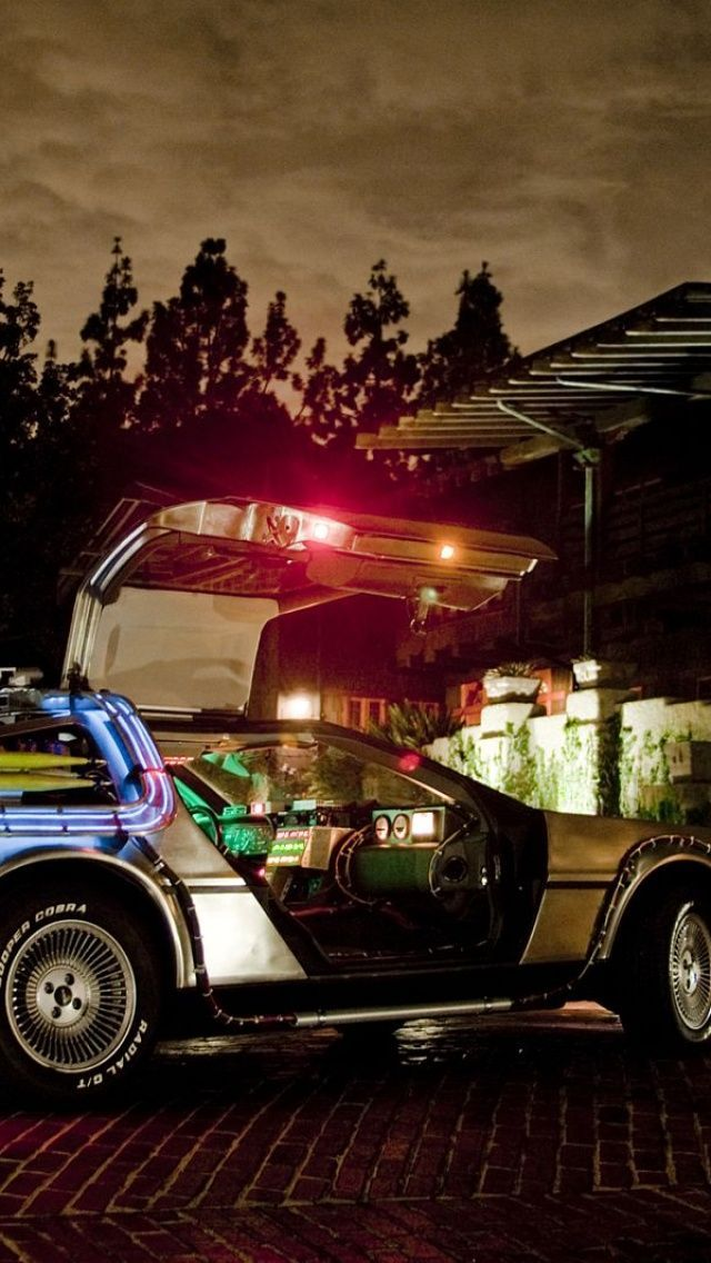 Back To The Future iPhone Wallpapers Group (66+)