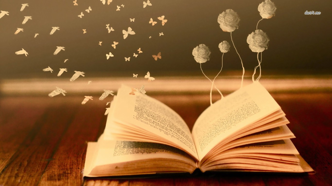 Book Wallpaper #651 Background Amazing - wallsimple com