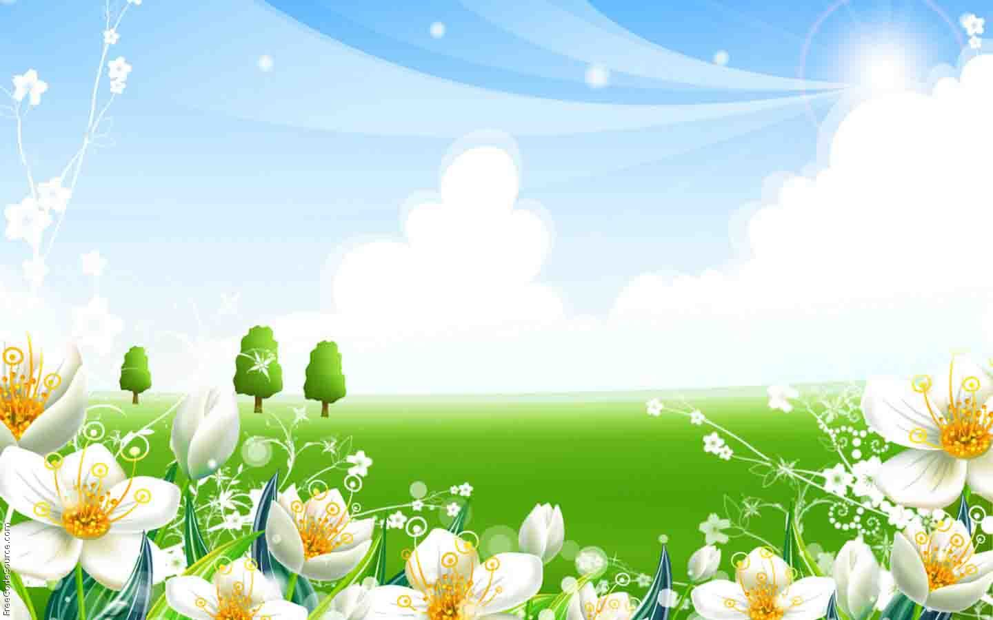 Flower Background Pics Group (54+)