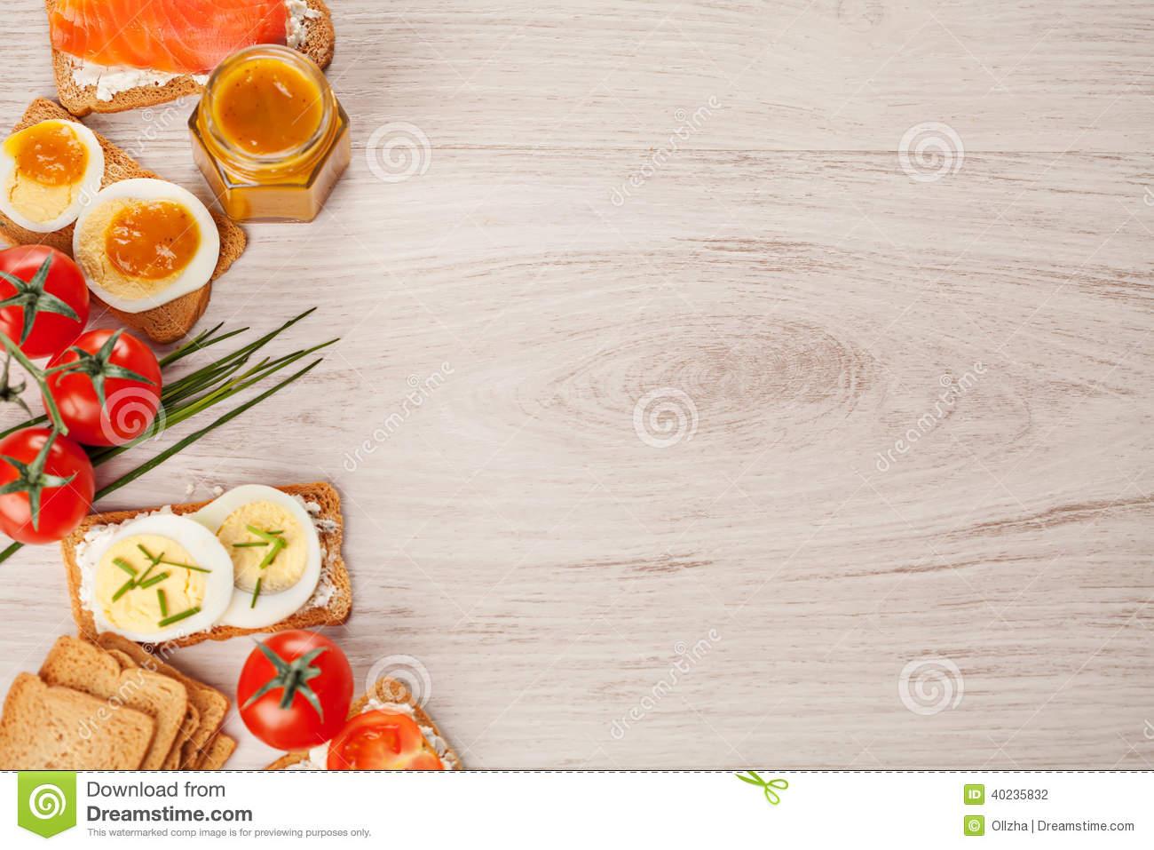 Background Food