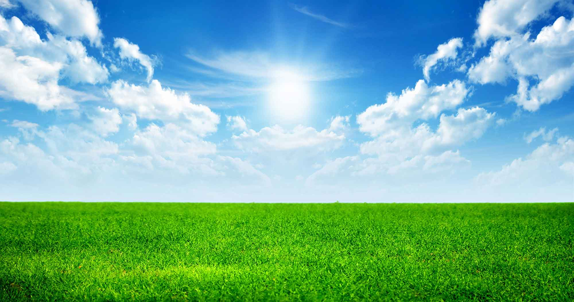 Sky and grass background clipart - ClipartFest