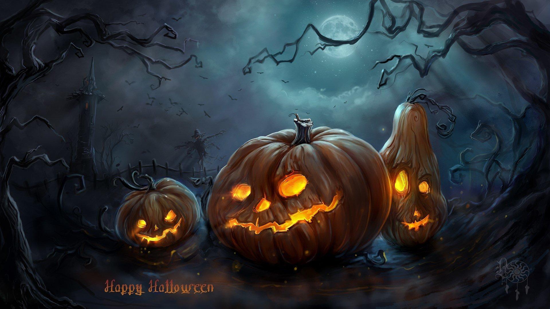 647 Halloween HD Wallpapers   Backgrounds - Wallpaper Abyss