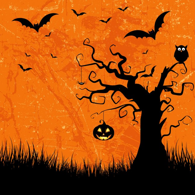 Halloween Background Vectors, Photos and PSD files   Free Download