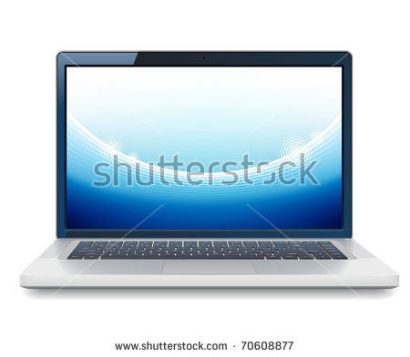 Laptop Background Stock Photos, Royalty-Free Images & Vectors