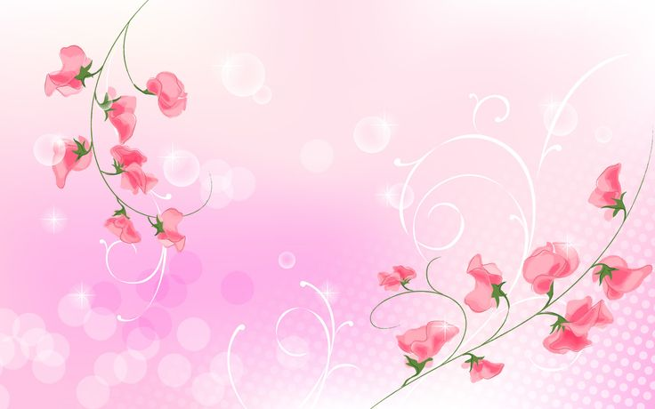 Background Images Flowers Pink Page 1