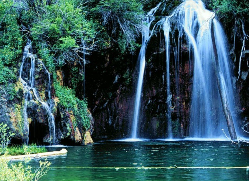Waterfall Backgrounds Pictures - Wallpaper Cave