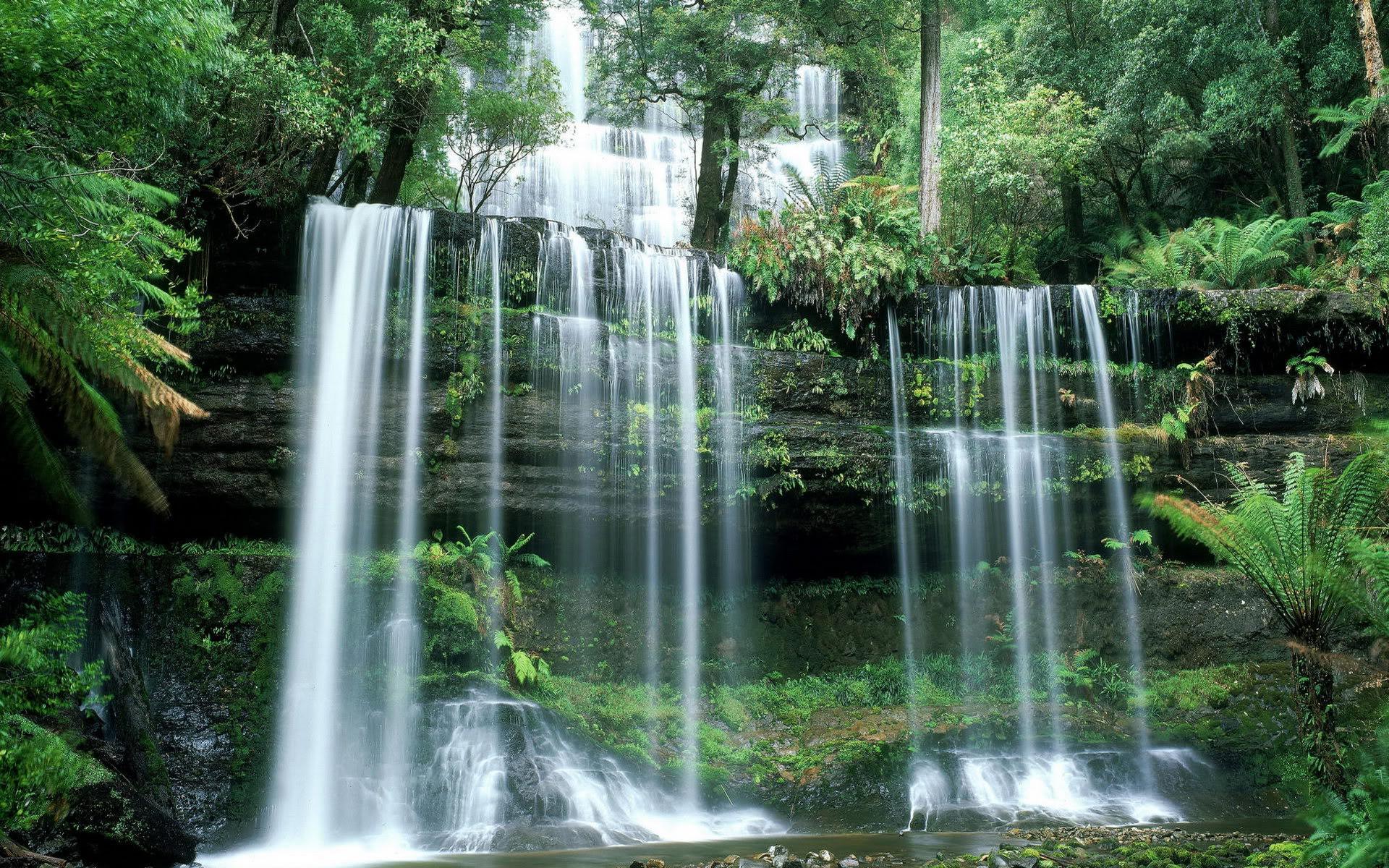 Desktop Fun: Waterfalls Wallpaper Collection Series 1