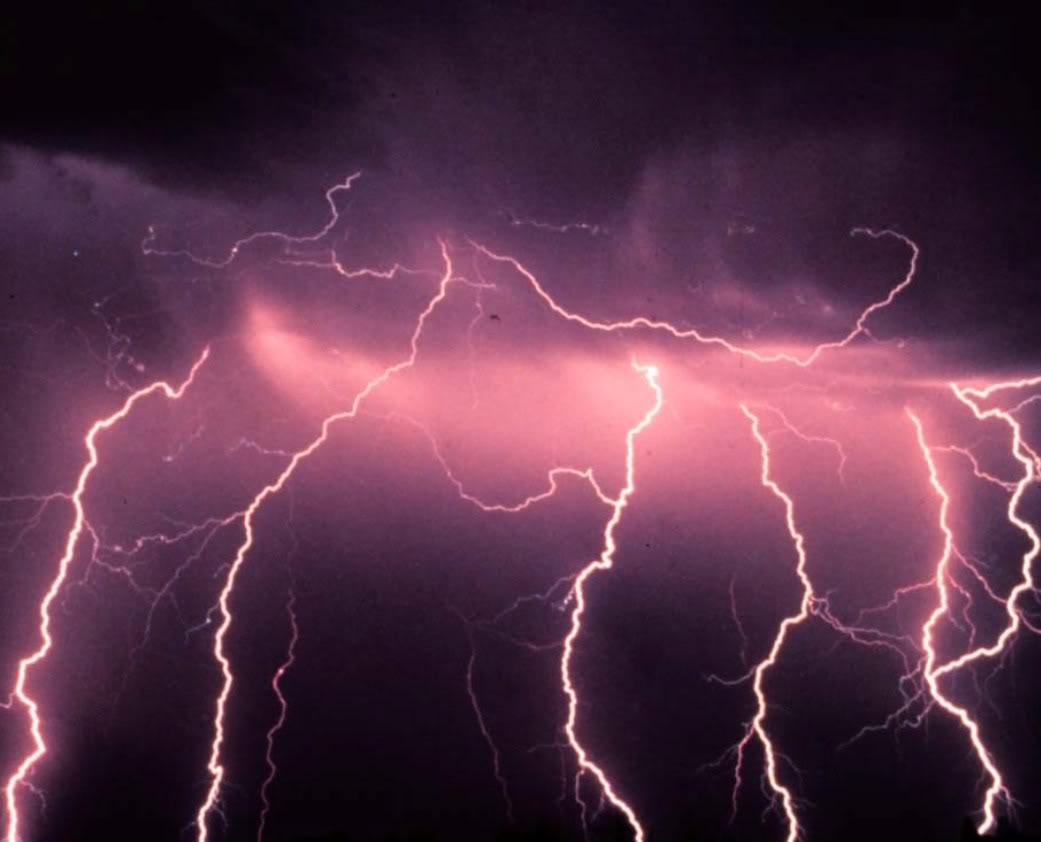 Lightning Backgrounds (65+)